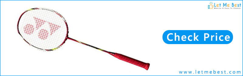 best badminton racket for intermediate player