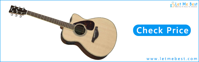 Best Acoustic Guitar Under 500 editor's pick