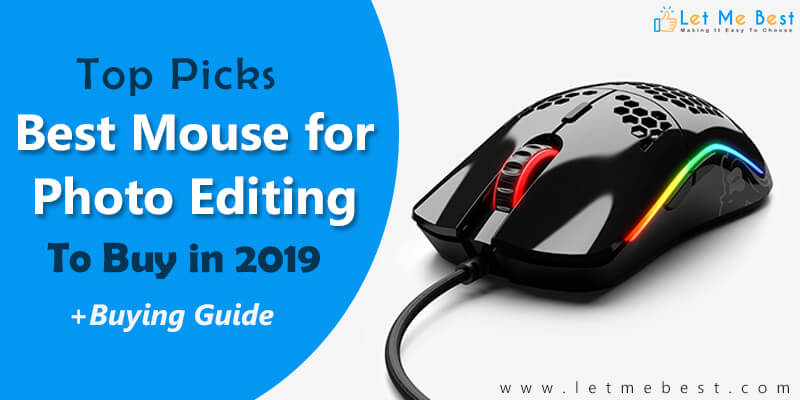 Best Mouse for Photo Editing